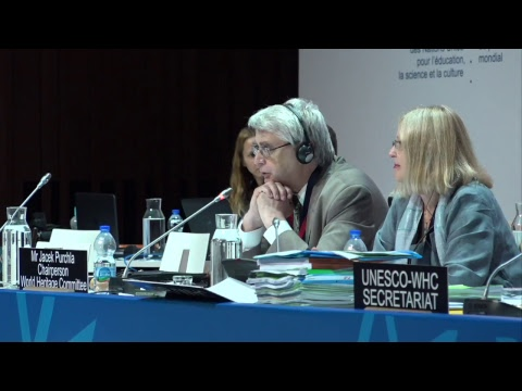 41st World Heritage Committee 11 July 2017 AM