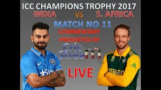 INDIA VS SOUTH AFRICA LIVE TODAY ONLY ON CRICSTREAM