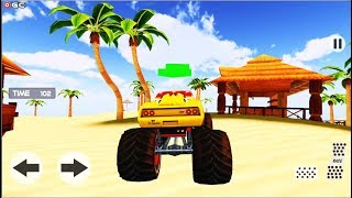 Offroad Beach Car Racing Stunts Driving Simulator - Android Gameplay FHD