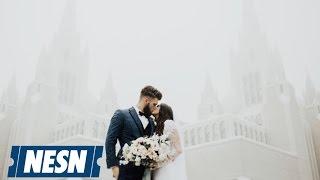 Bryce Harper Marries Longtime Girlfriend