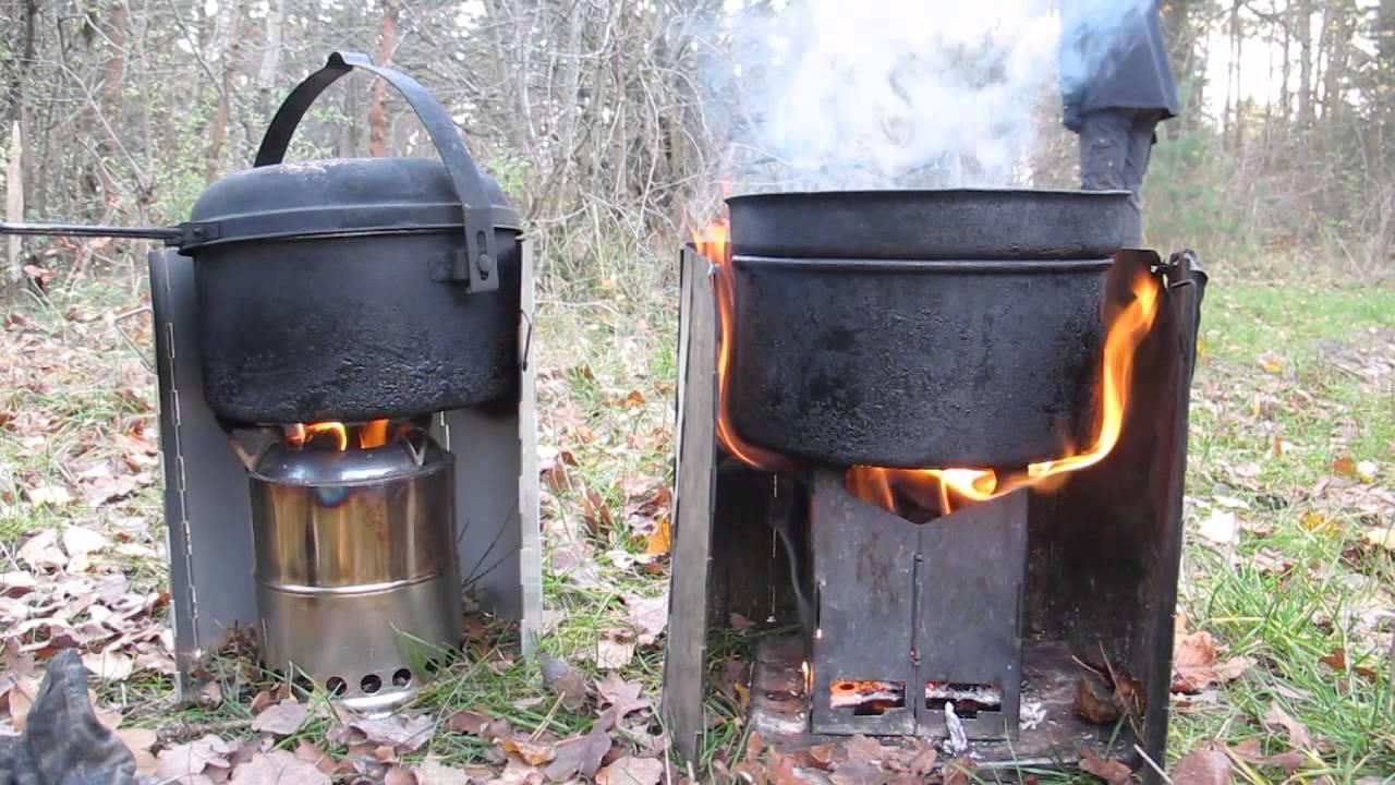 Hobo Contest K 252 Nzi Vs Wild Woodgas Stove Mkii Youtube