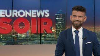 Euronews Soir : l'actualité de ce vendredi 4 octobre 2019