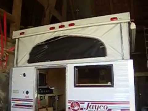Jayco Roof Lift Electric Modification Youtube