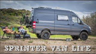 Mercedes Sprinter Van  Conversion 4x4 Vanlife Korsika  -camperX
