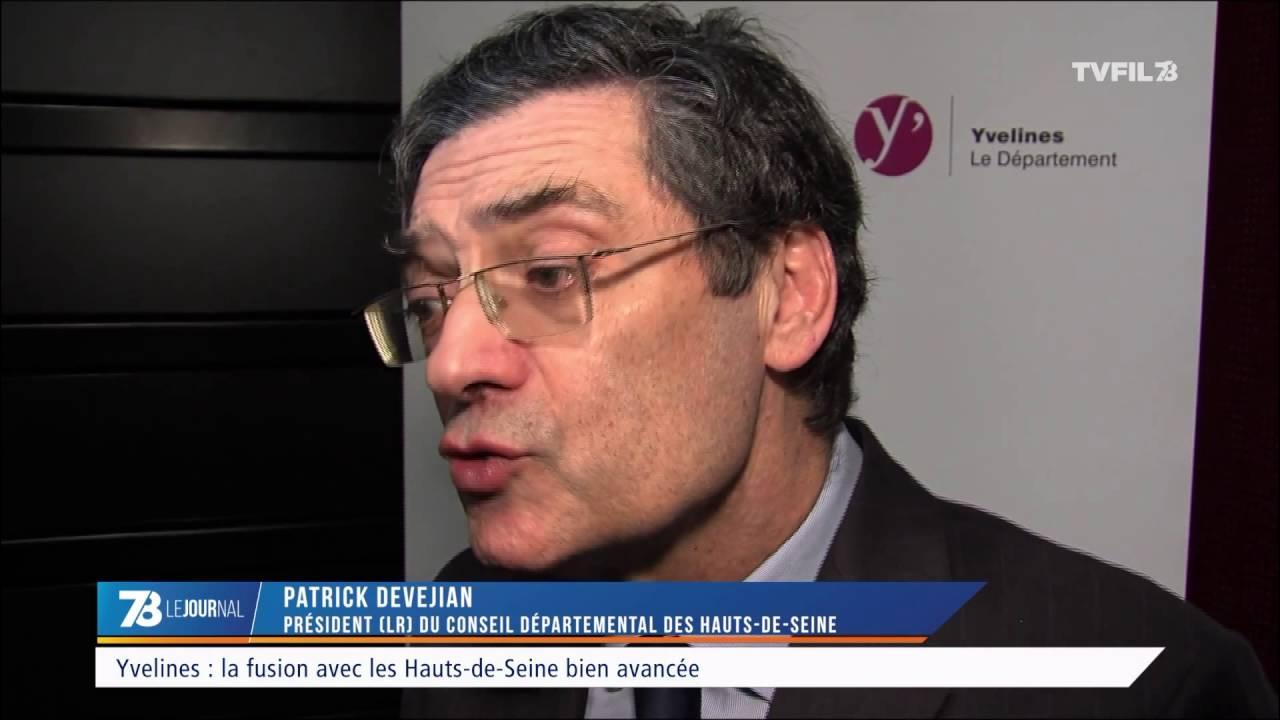 Yvelines : la fusion avec les Hauts-de-Seine bien avancée