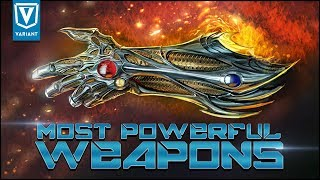 The 10 Most Powerful Weapons In Comics!