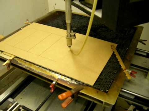 Laser Cutting Cardboard Settings