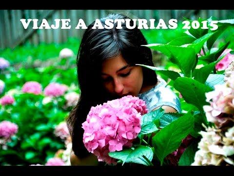 Viaje a Asturias 2015.
