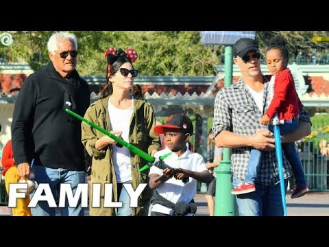 Sandra Bullock Family Pictures || Father, Mother, Sister, Ex
