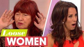 Video All of the Loose Women Love a Good Eavesdrop! | Loose Women download MP3, 3GP, MP4, WEBM, AVI, FLV Oktober 2017