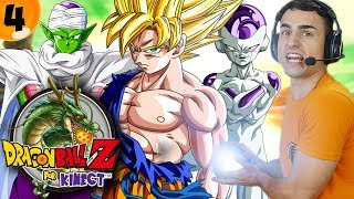 #4 DRAGON BALL Z per KINECT - Freezer massima POTENZA. | Official Gameplay Trailer Dragon Ball