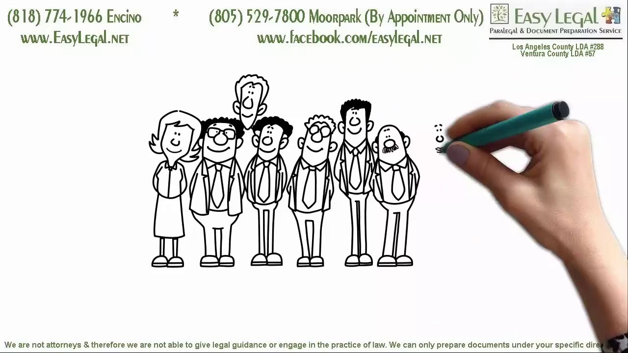 EASY LEGAL PARALEGAL DOCUMENT PREPARATION SERVICE WEBSITE YouTube - Easy legal documents