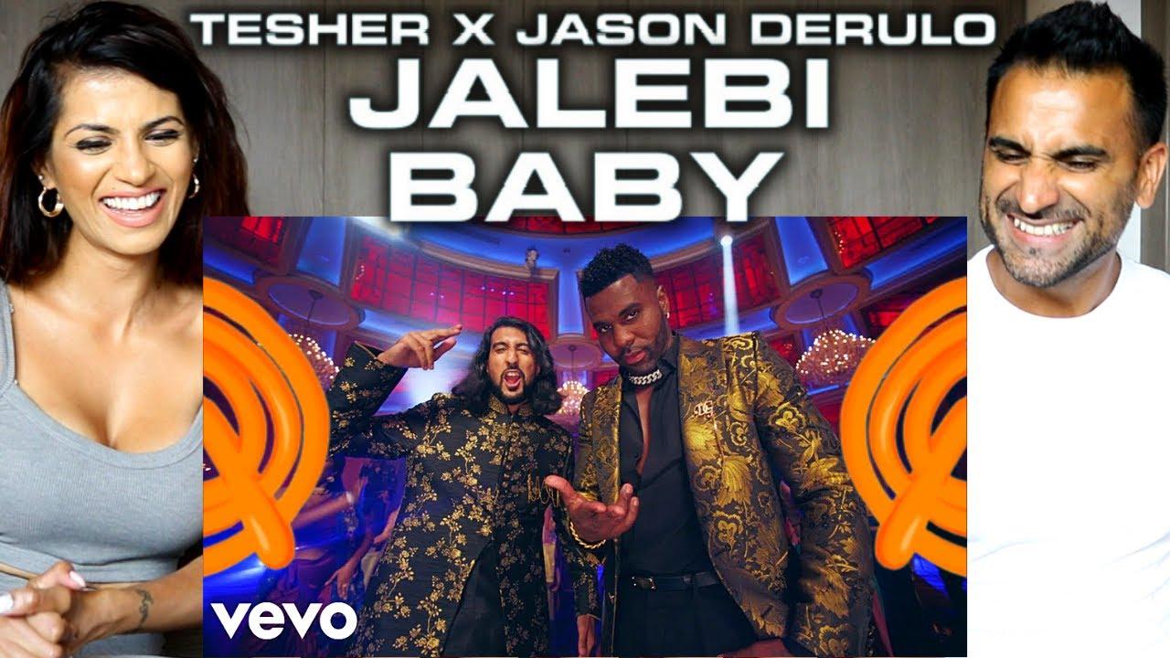 Download JALEBI BABY SONG - REACTION!! | Tesher x Jason Derulo
