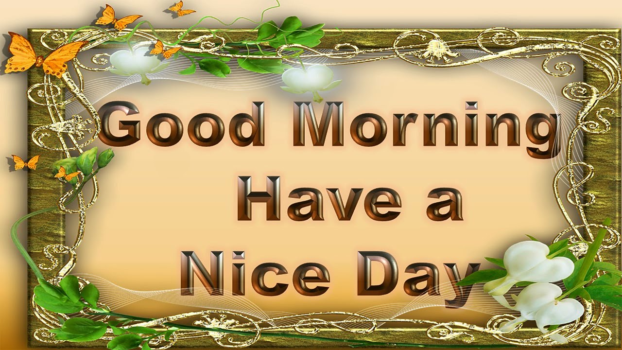 Beautiful Latest Cute Animated Good Morning Greetings Ecard Good
