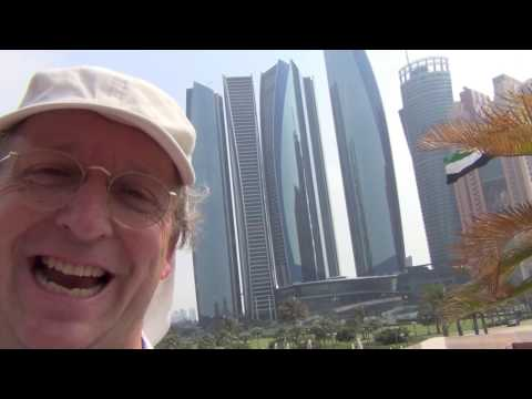 """Observation Desk at Etihad Towers / United Arab Emirates #17 - I LOVE IT """"There is no better way"""""""