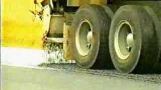 Geotextile Fbric Chip Seal Pavement Preservation