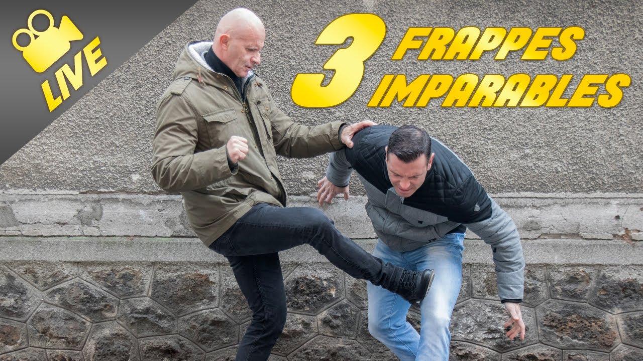Download Self défense : 3 frappes imparables !