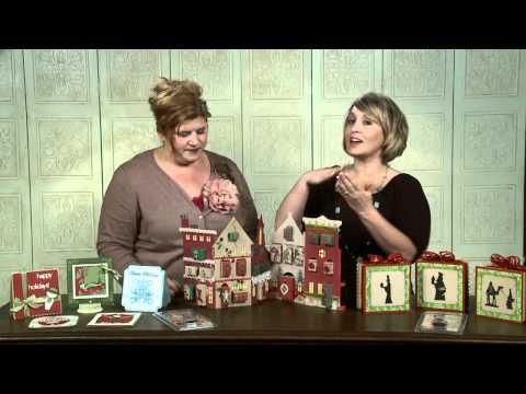 LIMITED EDITION Christmas Cricut Cartridges