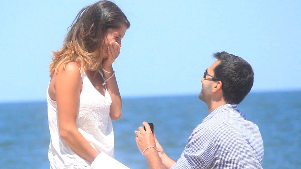 Surprise Beach Proposal Ideas. Top 100