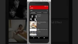 last.fm API integration with Android