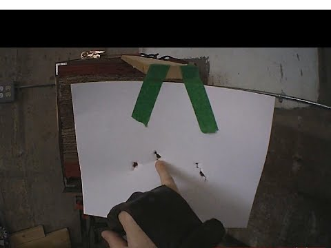 Paper Tuning for a Recurve Bow to Set the Nocking Point
