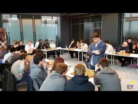 Alexander Morozevich VS Grandes Ecoles (Timelapse)