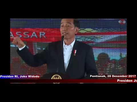 Pesan Presiden Jokowi Untuk Seluruh Warga Jelang Pilkada 2018