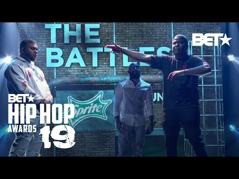 DNA Goes Up Against Geechi Gotti In This East Coast Vs. West Coast Rap Battle | Hip Hop Awards 19