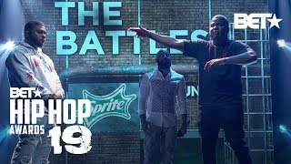 Download DNA Goes Up Against Geechi Gotti In This East Coast Vs. West Coast Rap Battle | Hip Hop Awards '19 Mp3 and Videos