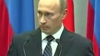 Путин: Кто начал войну??? И он заткнул немцев!!!