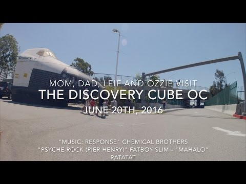 2016 06 20 Discovery Cube in Anaheim, CA Time-lapse and Slide Show