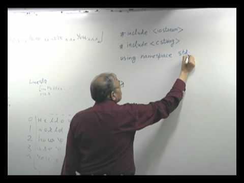 CS101_LH8_Applications of Two-Dimensional Arrays