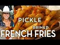 Hillbilly Jilly's Dilly Pickle Juice French Fries – Homemade from Scratch