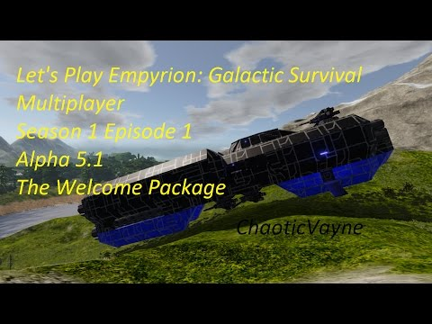 Let's Play Empyrion: Galactic Survival - Multiplayer - Seaso