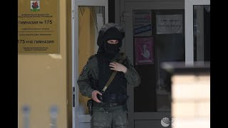 Допрос Ильназа Галявиева, устроившего стрельбу в казанской школе