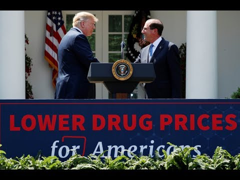 Will Trumps drug prices plan make a difference for patients?