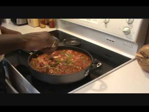 Fantastic jambalaya recipe done step by step