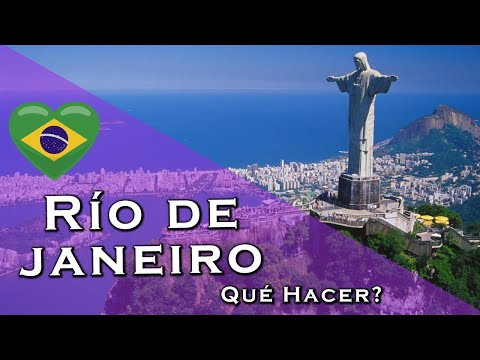 Qué Hacer en RÍO DE JANEIRO - Brasil ? Resumen 2018 !