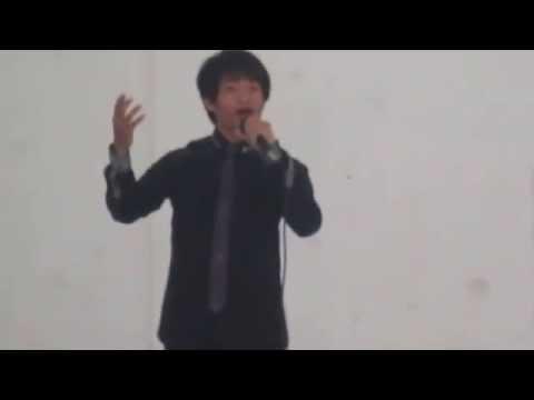 artis Korea performance in Gunungsitoli, Nias (kasih yang sempurna)