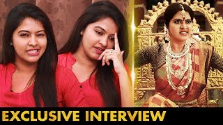 எதோ நடக்க போகுதுன்னு மட்டும் தெரிஞ்சிது | Saravanan Meenatchi Actress Rachitha Mahalakshmi Interview