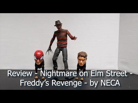 REVIEW - Nightmare on Elm Street 2 - Freddy's Revenge - 7 inch figure by NECA