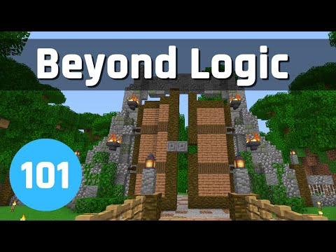 Beyond Logic #101: Starting the Menagerie | Minecraft 1.14