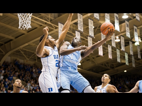 UNC Men's Basketball: Carolina Falls at Duke, 86-78