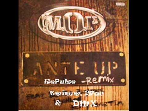 download M.O.P - Ante Up Feat 2Pac, DMX & Eminem (RePulse Remix)