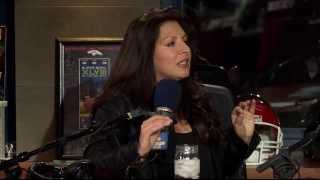 The Artie Lange Show - Tammy Pescatelli (in-studio) Part 2