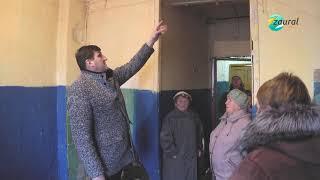 Жильцы дома №24 по Дзержинского в Кургане с ужасом ждут зиму