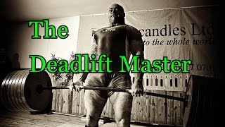 Konstantin Konstantinovs Powerlifting Motivation - The Deadlift Master (The Motivator )