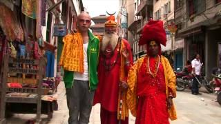Как бабы приставали к Седову / Wild Guide in Kathmandu, 2013 - Sedov and Baba