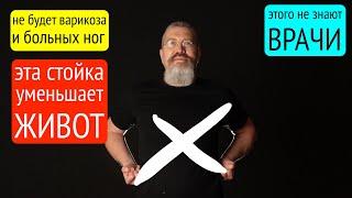 постер к видео Не будет больных ног и большого живота!