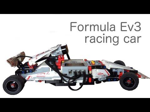 Drive the Formula Ev3 with the IR Remote! - Smallrobots it